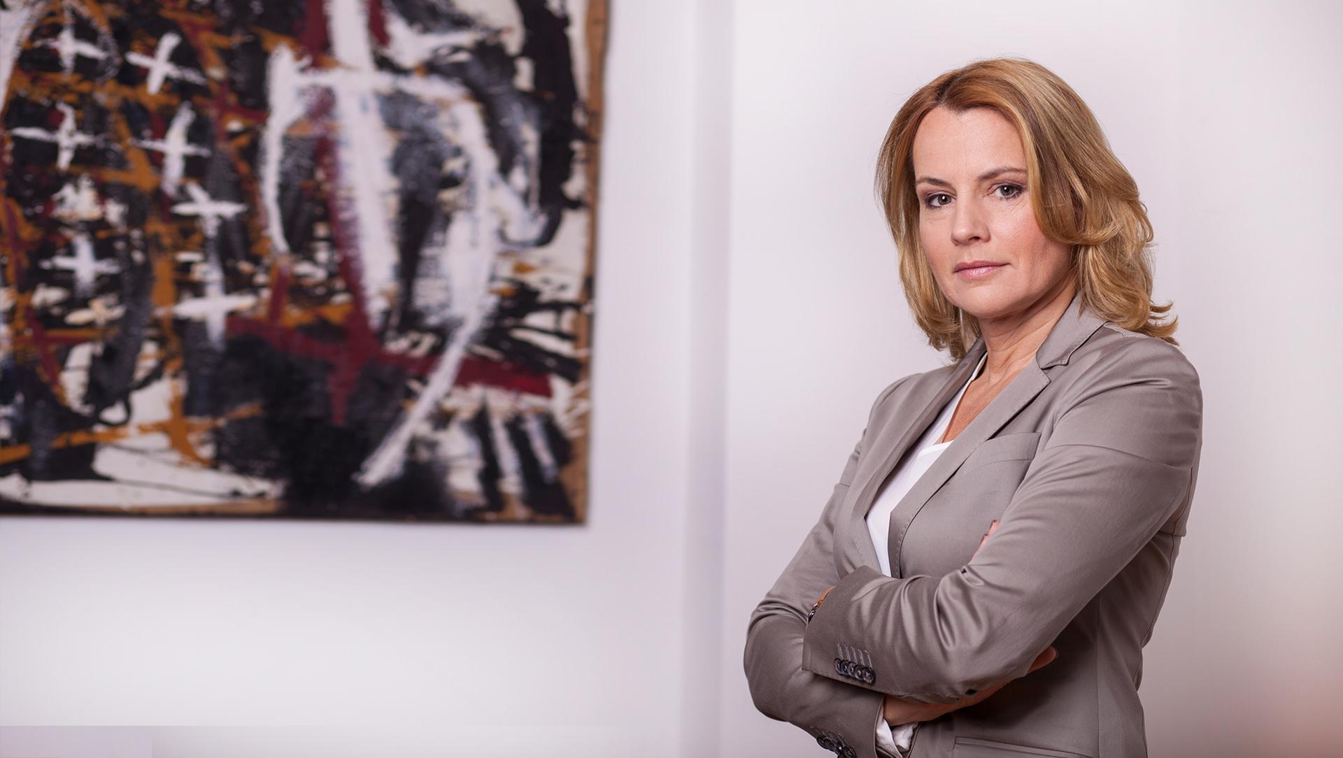 Andrea von Finckh Rechtsanwältin / Fachanwältin für Strafrecht